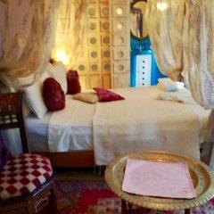 Отель Dar Jameel Марокко, Танжер - отзывы, цены и фото номеров - забронировать отель Dar Jameel онлайн комната для гостей фото 4