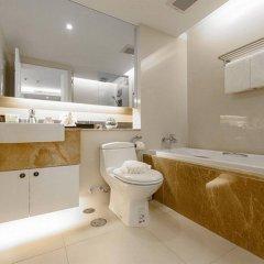 Отель Bliston Suwan Park View Таиланд, Бангкок - отзывы, цены и фото номеров - забронировать отель Bliston Suwan Park View онлайн ванная