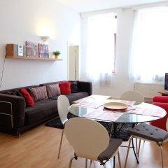 Отель Eu Residence by Apartmentsapart Brussels Бельгия, Брюссель - отзывы, цены и фото номеров - забронировать отель Eu Residence by Apartmentsapart Brussels онлайн комната для гостей фото 2