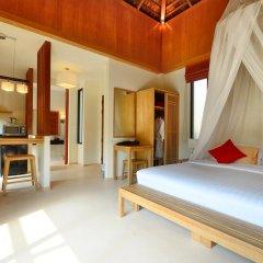 Отель The Mangrove Panwa Phuket Resort 4* Студия с различными типами кроватей фото 2