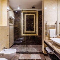 Гостиница Утёсов в Анапе 9 отзывов об отеле, цены и фото номеров - забронировать гостиницу Утёсов онлайн Анапа ванная