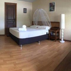 Отель Hakamanu Lodge Французская Полинезия, Тикехау - отзывы, цены и фото номеров - забронировать отель Hakamanu Lodge онлайн комната для гостей фото 4