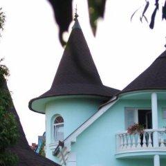 Отель Villa Valeria Венгрия, Хевиз - отзывы, цены и фото номеров - забронировать отель Villa Valeria онлайн приотельная территория фото 2