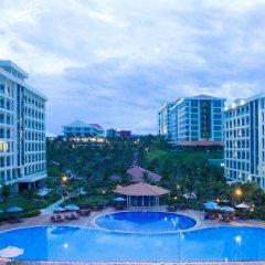 Отель Golden Peak Resort & Spa Камрань бассейн фото 3