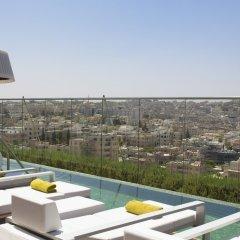 Отель Grand Palace Hotel Иордания, Амман - отзывы, цены и фото номеров - забронировать отель Grand Palace Hotel онлайн бассейн фото 3