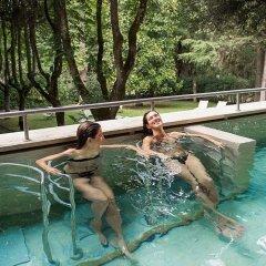 Hotel Universo Кьянчиано Терме бассейн