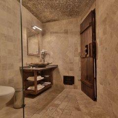 Shoestring Cave House Турция, Гёреме - отзывы, цены и фото номеров - забронировать отель Shoestring Cave House онлайн ванная