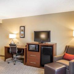 Отель Comfort Inn удобства в номере