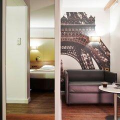 Отель Median Porte De Versailles Париж удобства в номере фото 2