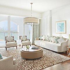 Отель Waldorf Astoria Dubai Palm Jumeirah 5* Люкс Премьер с различными типами кроватей фото 2