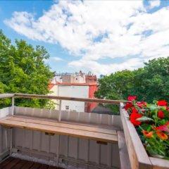 Апартаменты Tallinn City Apartments балкон