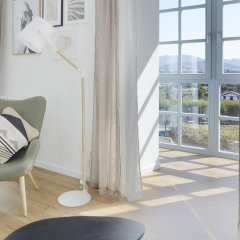 Отель Hondarribia Suites Испания, Фуэнтеррабиа - отзывы, цены и фото номеров - забронировать отель Hondarribia Suites онлайн комната для гостей фото 2