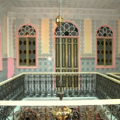 Отель Dar Jameel Марокко, Танжер - отзывы, цены и фото номеров - забронировать отель Dar Jameel онлайн балкон