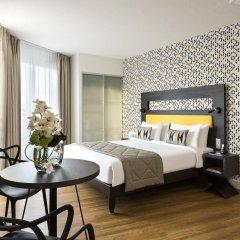 Отель Citadines Tour Eiffel Paris комната для гостей