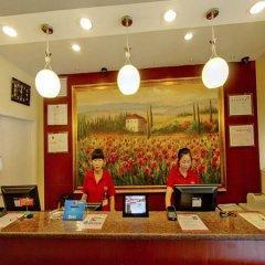 Hanting Hotel Nanchang Bayi Square Fuzhou Road Branch интерьер отеля фото 3