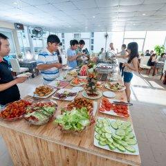 Отель Palm Beach Hotel Вьетнам, Нячанг - 1 отзыв об отеле, цены и фото номеров - забронировать отель Palm Beach Hotel онлайн питание фото 2
