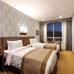 Отель Loisir Hotel Seoul Myeongdong Южная Корея, Сеул - 3 отзыва об отеле, цены и фото номеров - забронировать отель Loisir Hotel Seoul Myeongdong онлайн комната для гостей фото 4