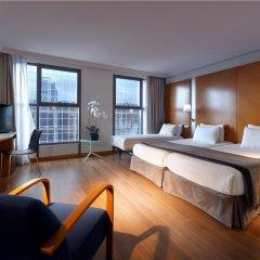 Отель Exe Plaza Испания, Мадрид - отзывы, цены и фото номеров - забронировать отель Exe Plaza онлайн комната для гостей фото 4