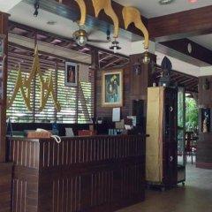 Отель Grand Thai House Resort интерьер отеля