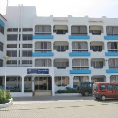 Отель Aparthotel Navigator парковка