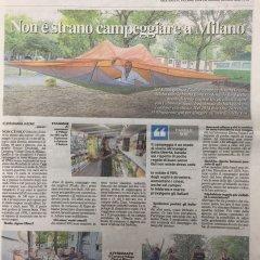 Отель Camping Village Città di Milano Италия, Милан - отзывы, цены и фото номеров - забронировать отель Camping Village Città di Milano онлайн фото 7