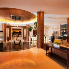 Copthorne Hotel Baranan интерьер отеля
