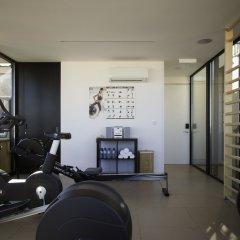 Отель MIRAPARQUE Лиссабон фитнесс-зал фото 4