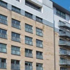 Отель Time and Tide Apartments Великобритания, Глазго - отзывы, цены и фото номеров - забронировать отель Time and Tide Apartments онлайн вид на фасад