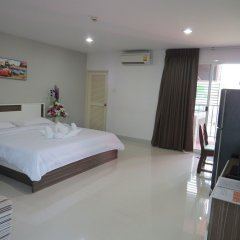 Siam Privi Hotel комната для гостей фото 2