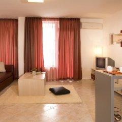 Отель Sunset Complex Болгария, Кошарица - отзывы, цены и фото номеров - забронировать отель Sunset Complex онлайн комната для гостей фото 4