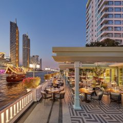 Отель Mandarin Oriental Bangkok Бангкок бассейн фото 2