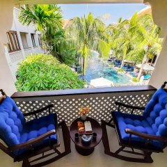 Отель Almanity Hoi An Wellness Resort балкон