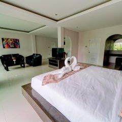 Отель The Serenity Resort комната для гостей