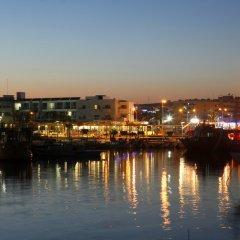 Отель Limanaki Beach Hotel Кипр, Айя-Напа - 1 отзыв об отеле, цены и фото номеров - забронировать отель Limanaki Beach Hotel онлайн приотельная территория