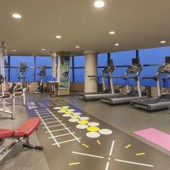 Отель Ascott Raffles City Chengdu фитнесс-зал