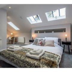 Отель Modern, Stunning and Elegant 2 Bedroom Apt for 4 комната для гостей фото 5