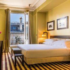 Отель DURET Париж комната для гостей фото 3