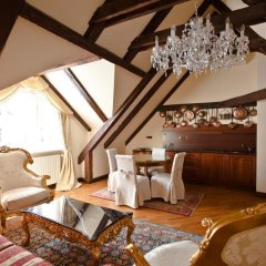Отель Alchymist Prague Castle Suites