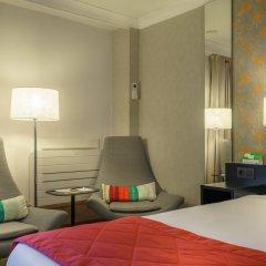 Отель Holiday Inn Brussels Airport комната для гостей фото 2