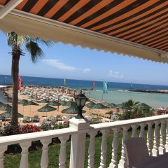 Sun Maritim Hotel Турция, Аланья - 1 отзыв об отеле, цены и фото номеров - забронировать отель Sun Maritim Hotel онлайн балкон