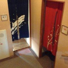 Отель Bergtour Marukita Хакуба сейф в номере
