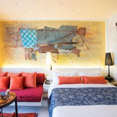 Siam@Siam Design Hotel Bangkok комната для гостей