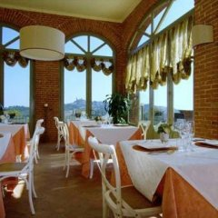 Отель Villa Morneto Виньяле-Монферрато питание