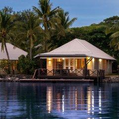 Отель Musket Cove Island Resort & Marina бассейн