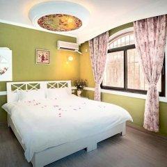 Отель Xiamen Gulangyu Sunshine Dora's House Китай, Сямынь - отзывы, цены и фото номеров - забронировать отель Xiamen Gulangyu Sunshine Dora's House онлайн комната для гостей фото 3
