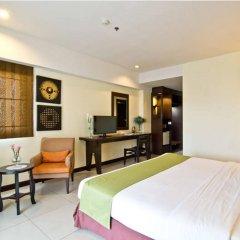 Golden Sea Pattaya Hotel комната для гостей фото 5