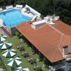 Emmantina Hotel бассейн