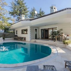 Royal Villa Bosphorus Турция, Стамбул - отзывы, цены и фото номеров - забронировать отель Royal Villa Bosphorus онлайн бассейн