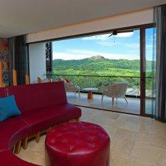 Отель W Costa Rica - Reserva Conchal комната для гостей фото 6