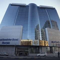 Grand Excelsior Hotel Sharjah Шарджа фото 10